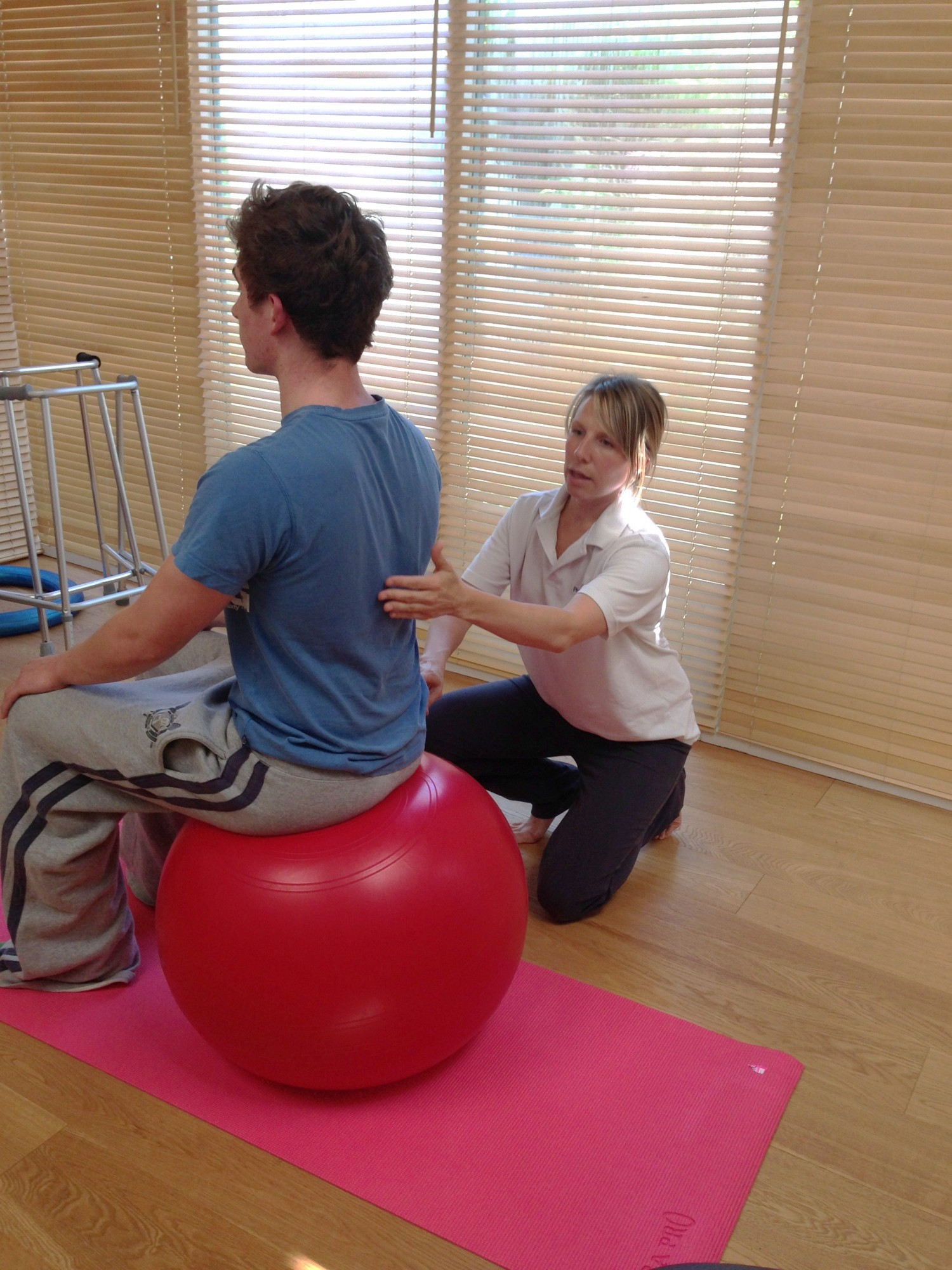 Pilates Emsworth Physio