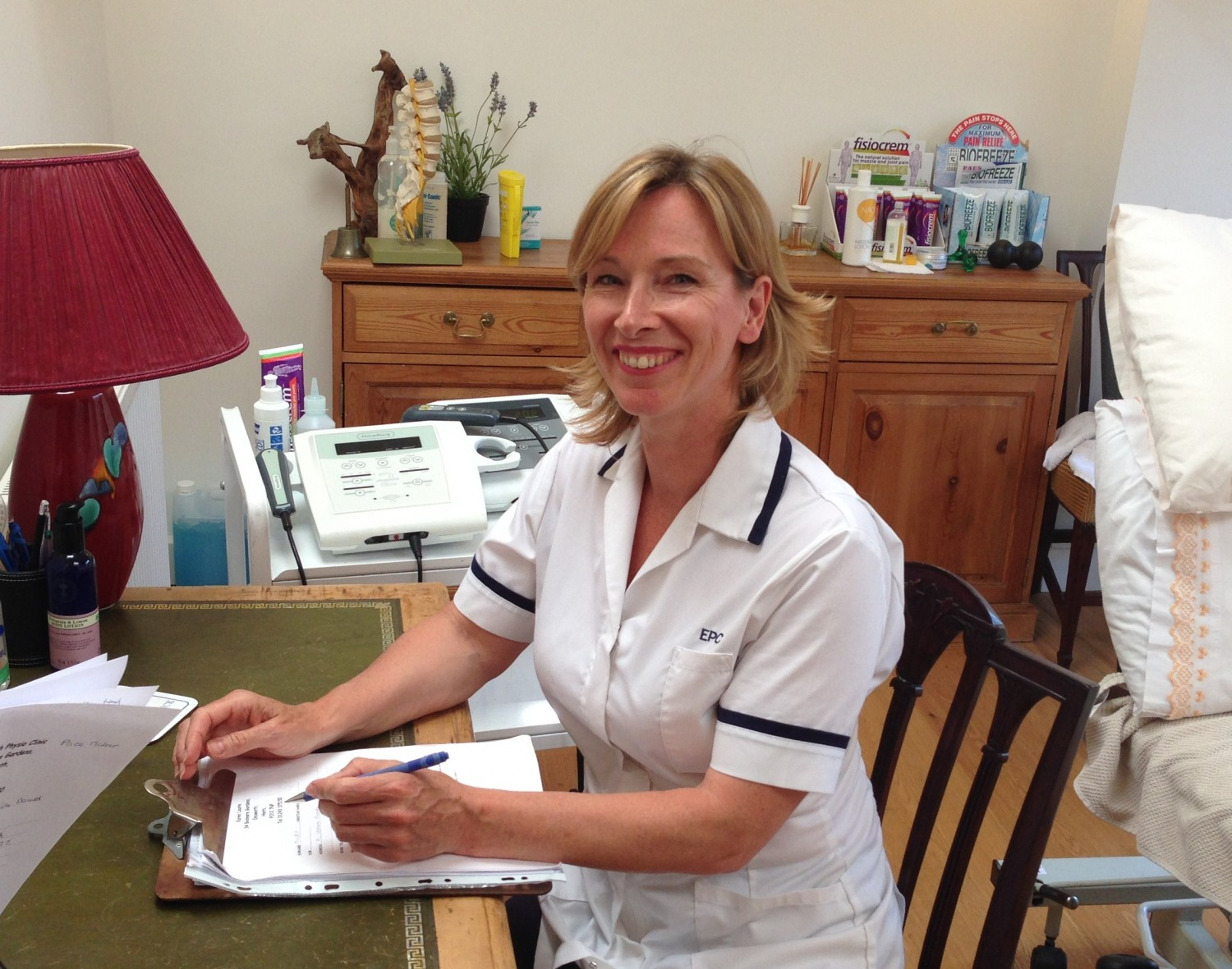 About Us Emsworth Physio Clinic