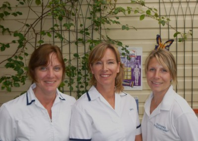 Our Physiotherapists